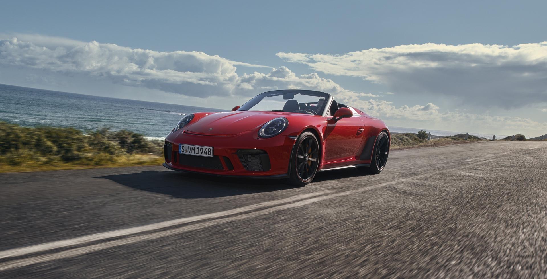 Porsche 911Speedster