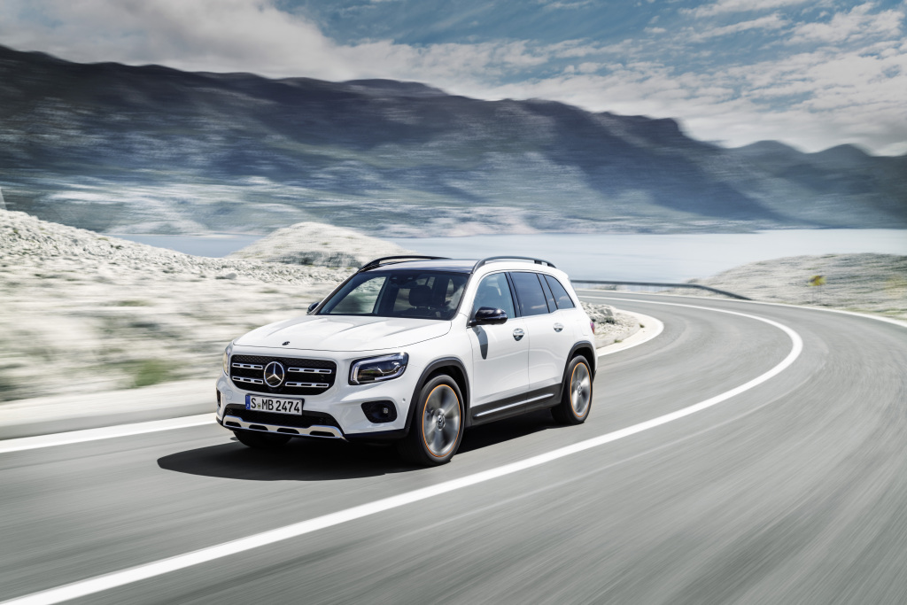 Mercedes GLB_2019
