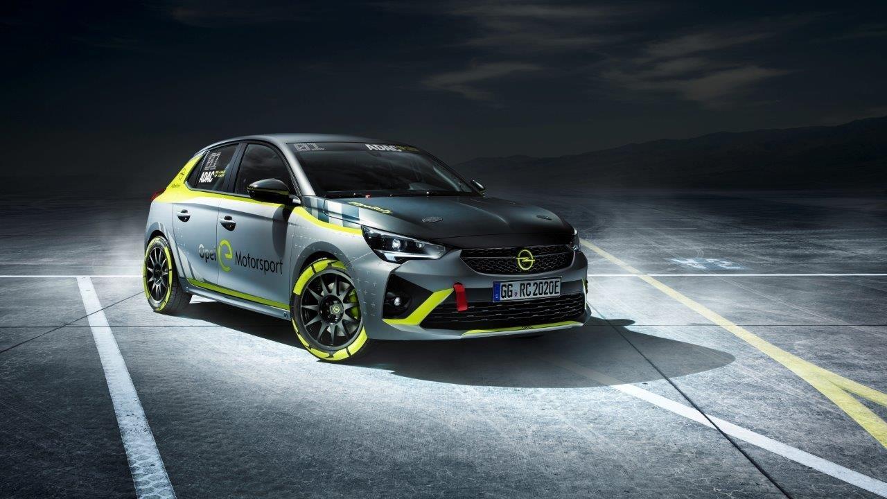 Opel Corsa_e_Rally