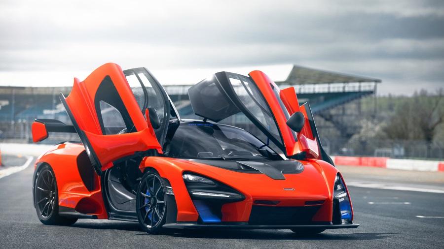 McLaren-900