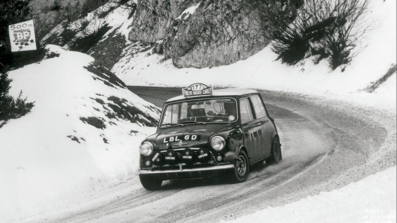 Mini Cooper S 1965
