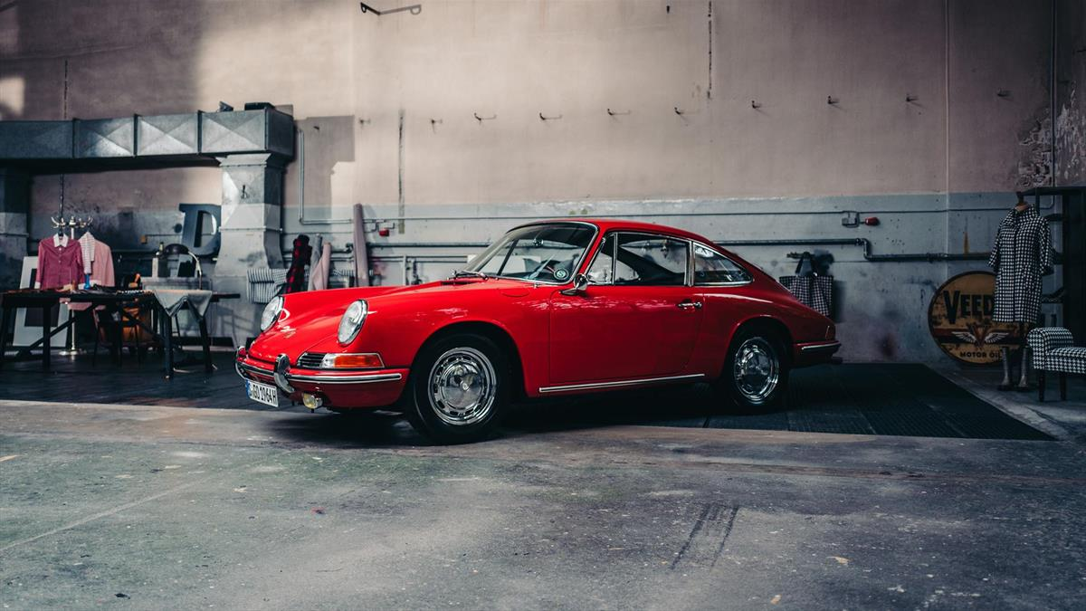 Porsche padroes