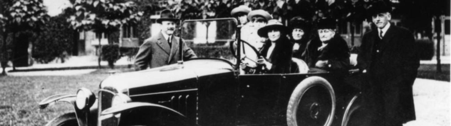 citroen 1920
