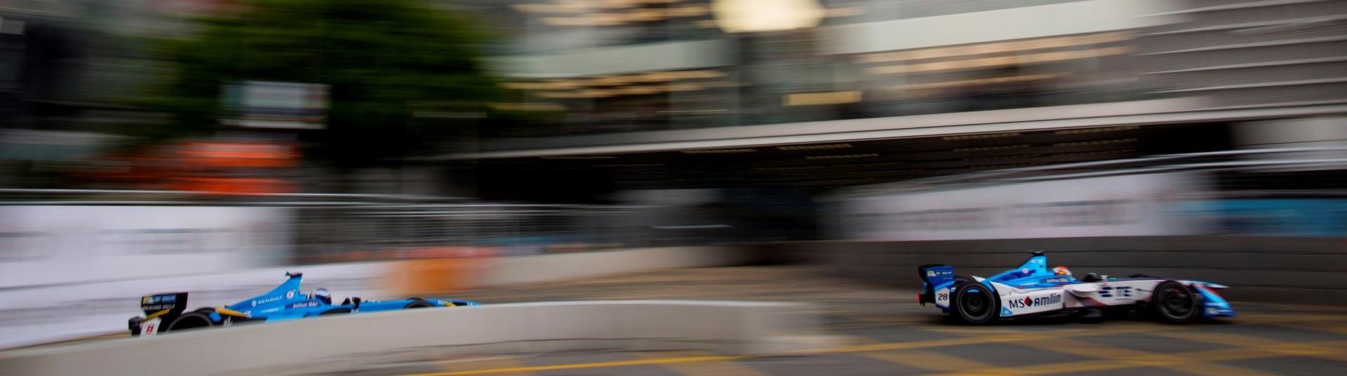 Fórmula E 16/17 arrancou em Hong Kong