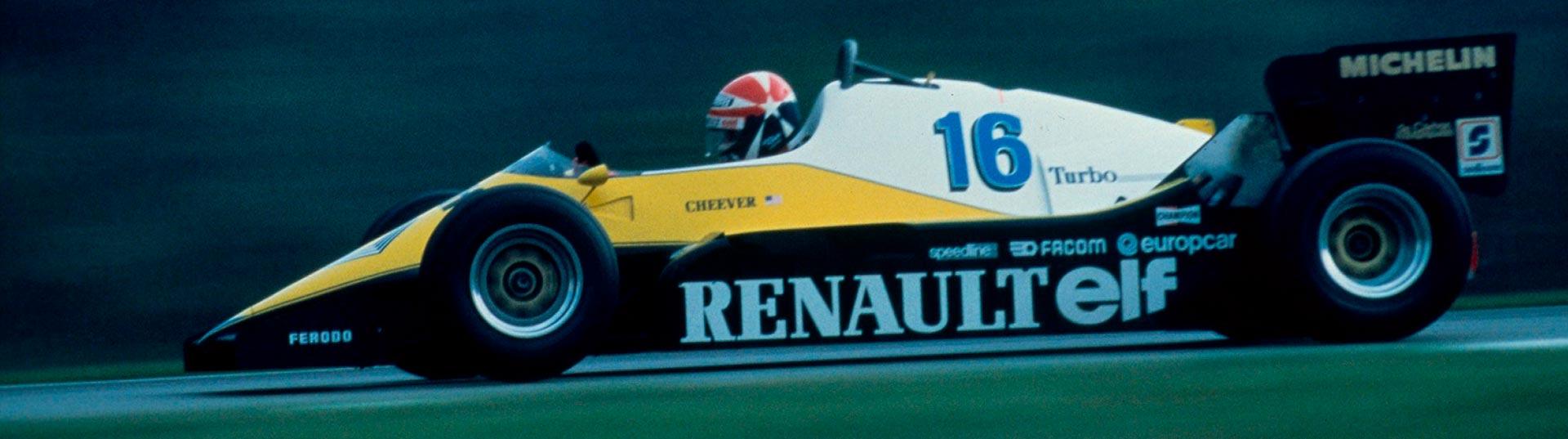Renault traz F1 de volta ao Estoril