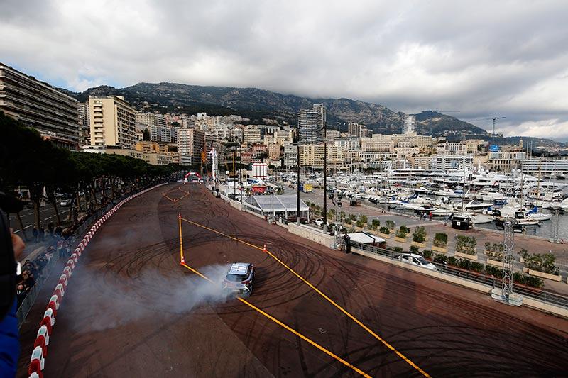 Rali de Monte Carlo 2016