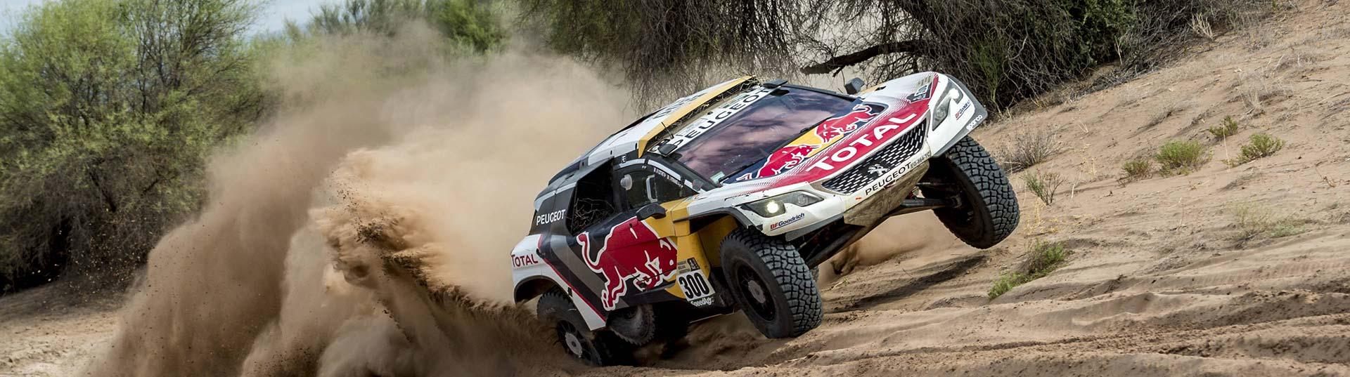 Stephane Peterhansel vence Dakar pela 13ª vez