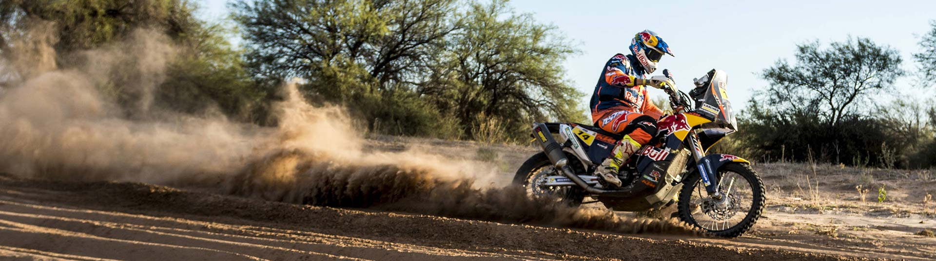Sam Sunderland vence Dakar nas duas rodas