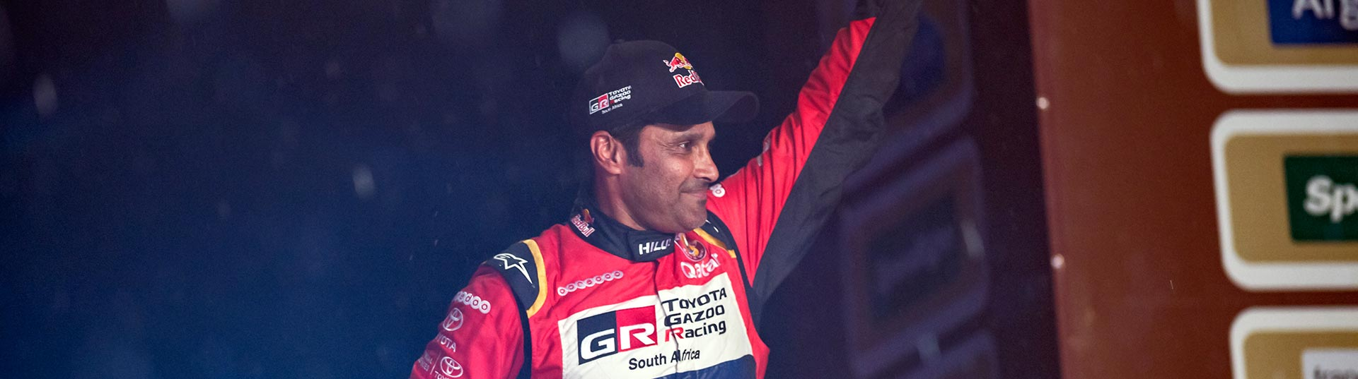 Nasser Al-Attiyah abandona Dakar