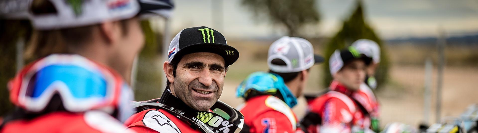 Paulo Gonçalves, Rally Dakar, Honda