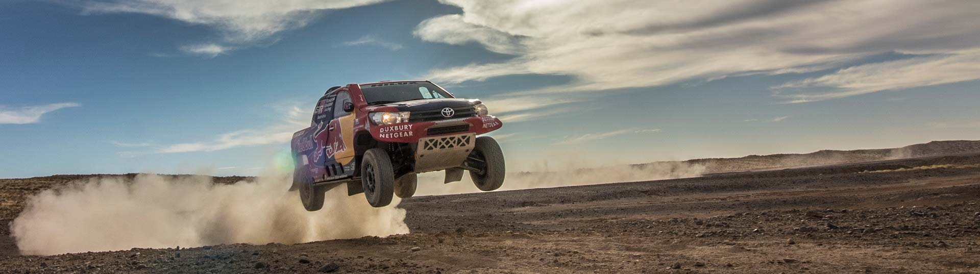 Toyota Gazoo Racing Dakar