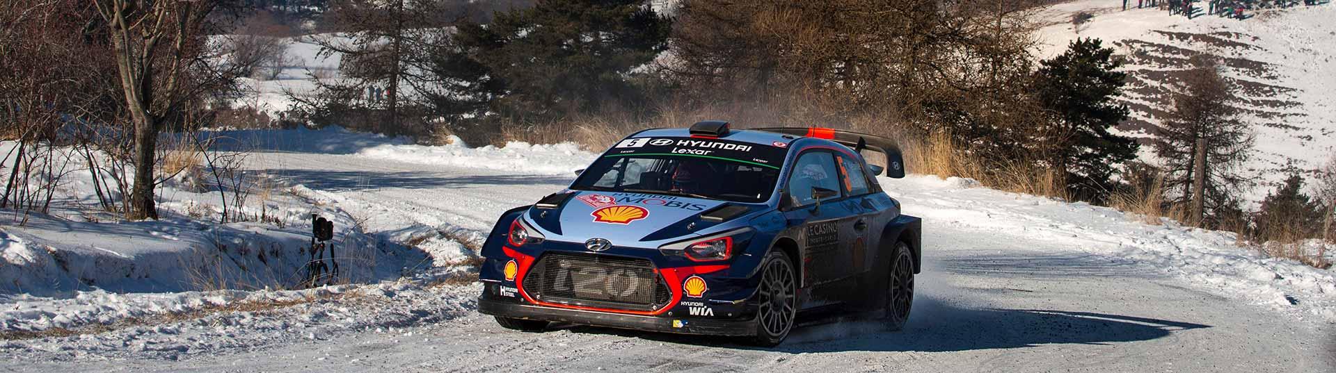Thierry Neuville, Hyundai, Rally Monte Carlo