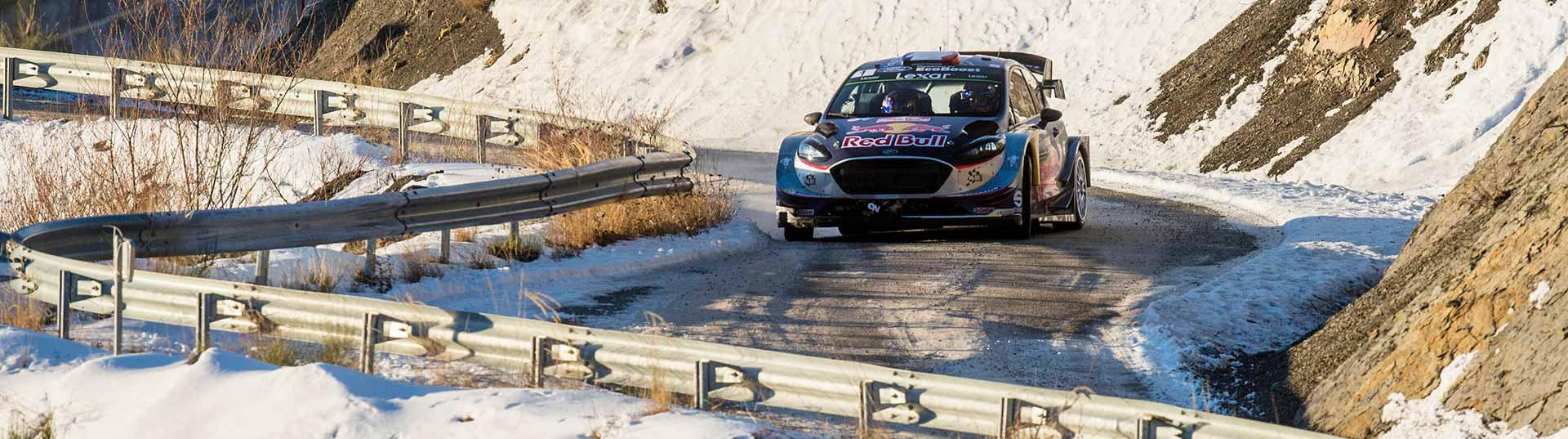 Sébastien Ogier, Rally Monte Carlo