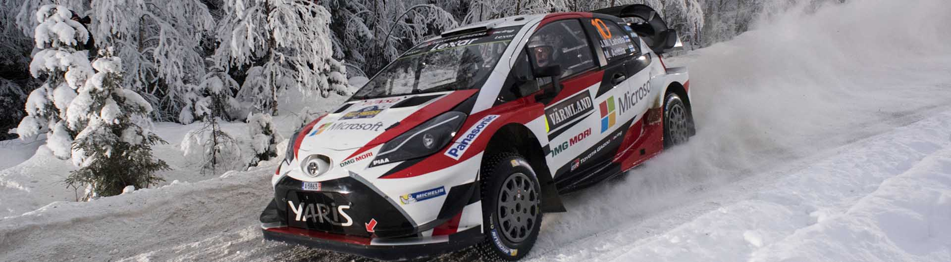 Thierry Neuville Rally da Suécia
