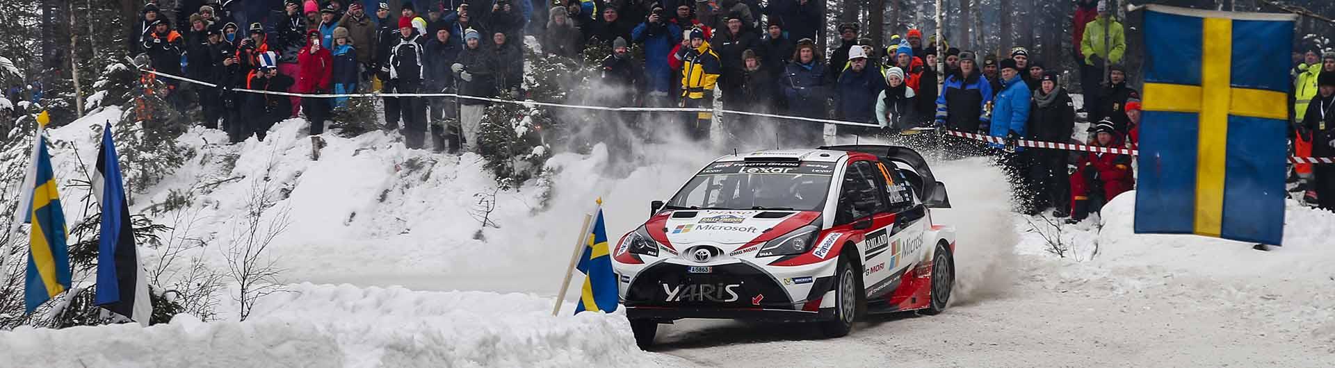 Jari-Matti Latvala vence na Suécia