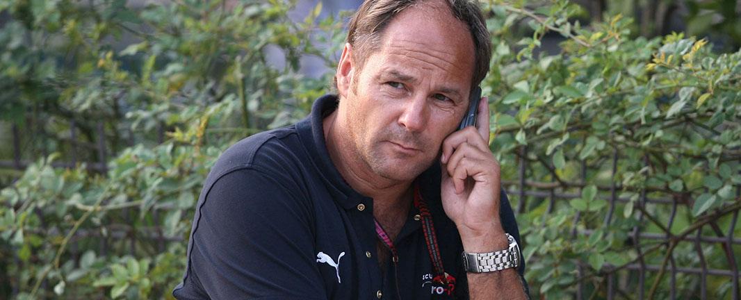 Gerhard Berger é o novo patrão do DTM