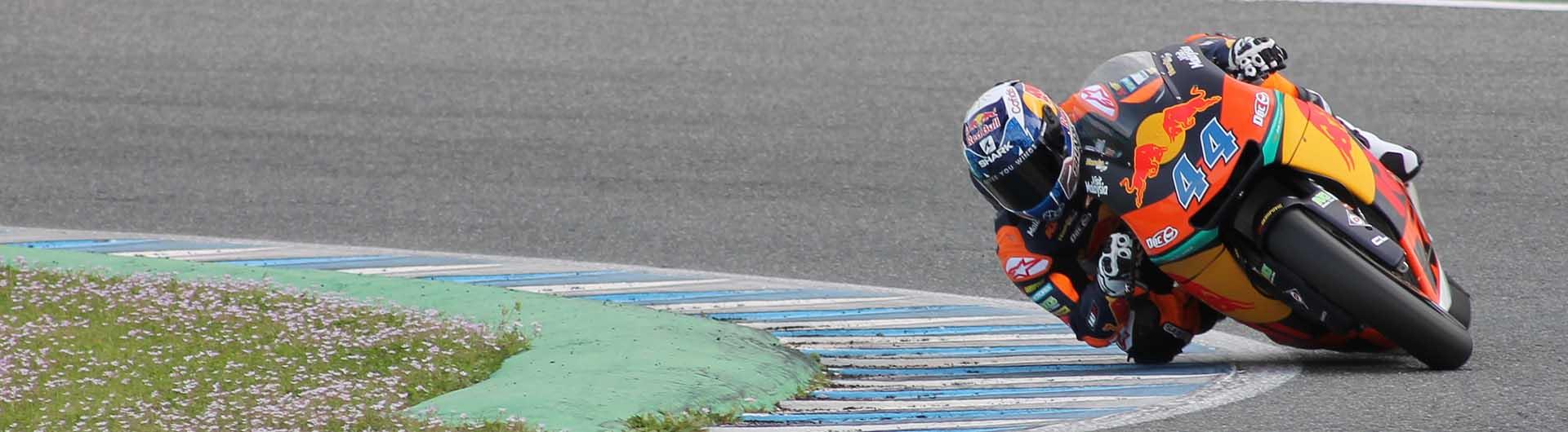 Miguel Oliveira testou em Jerez de la Frontera