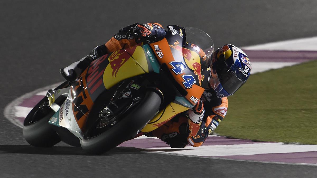 Miguel Oliveira termina teste de Losail em quinto