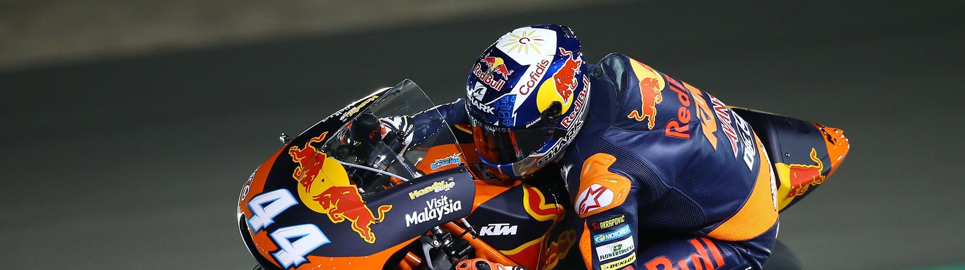 Miguel Oliveira parte de 5º no Qatar