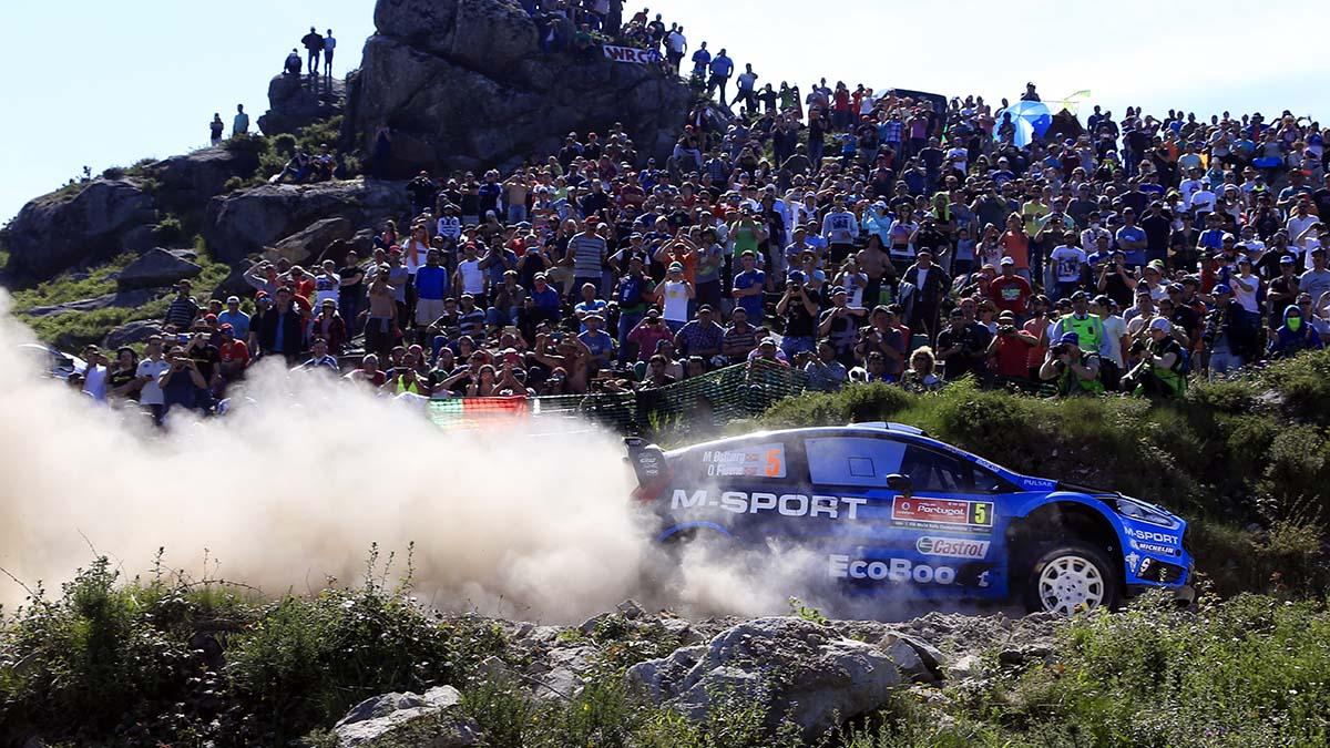M-Sport vai testar em Felgueiras