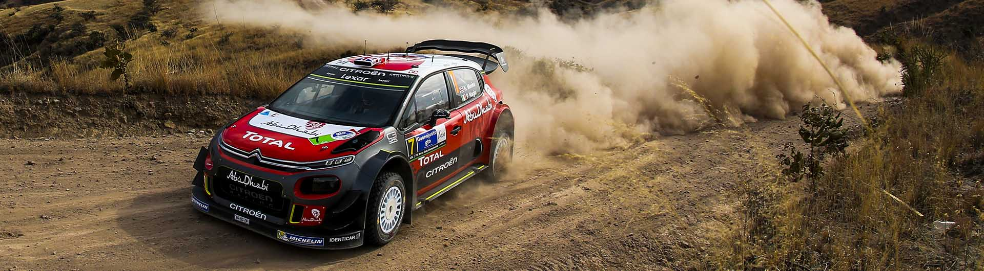 Meeke vence Rally do México