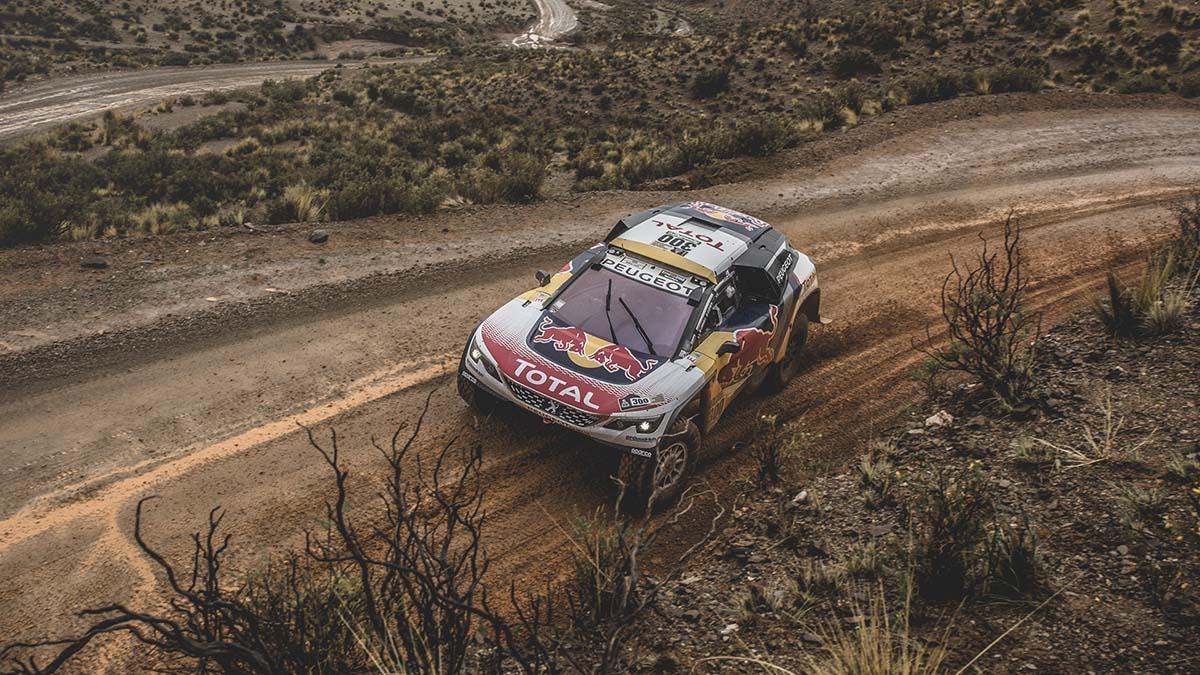 Peugeot prepara Dakar e Rota da Seda em Portugal