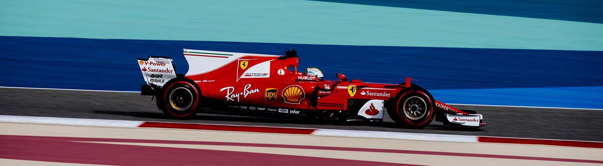 Sebastien Vettel vence GP do Barain