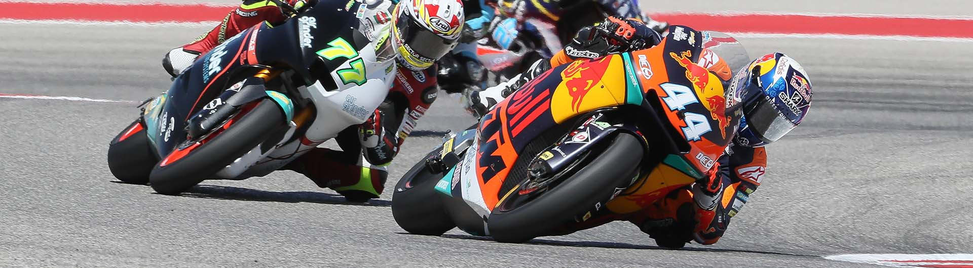 Miguel Oliveira sexto no Texas