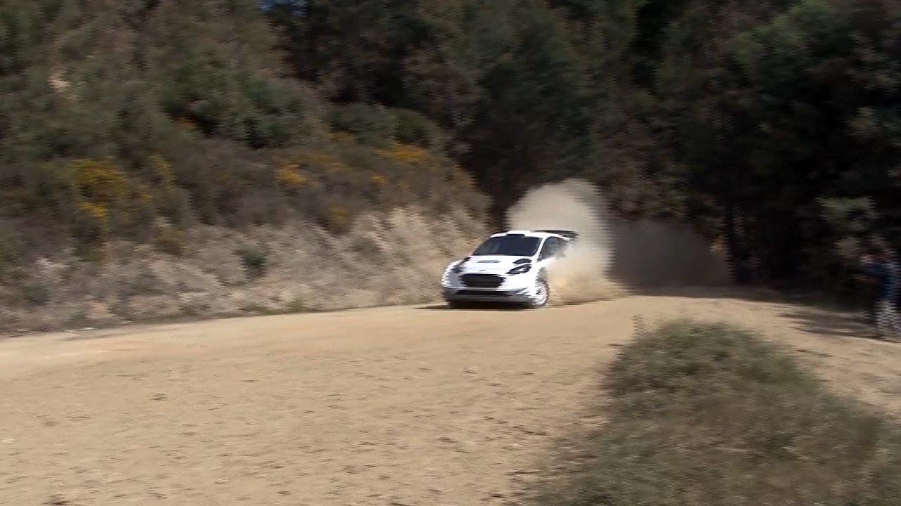M-Sport testou em Arganil e Góis