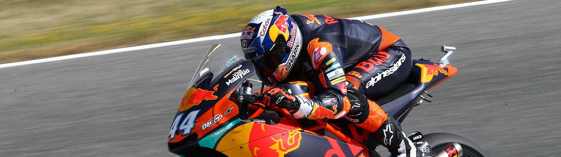 Miguel Oliveira terceiro em Jerez