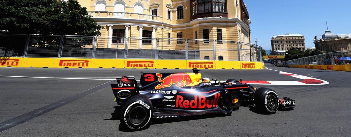 Fórmula 1 GP Baku