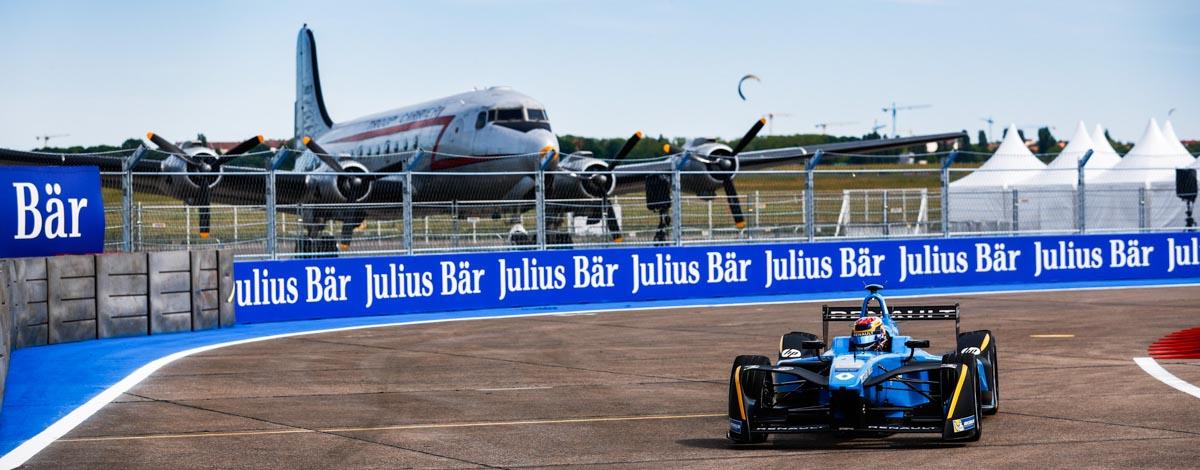 Formula E Berlim Corrida 2