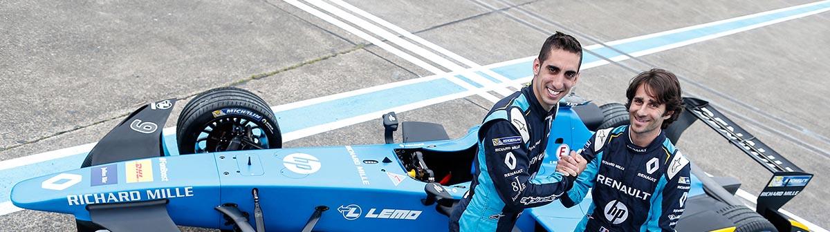 Renault e.dams Team