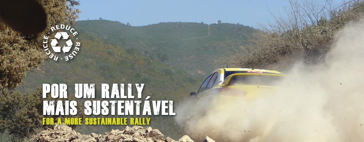 Rally de Portugal Ambiente