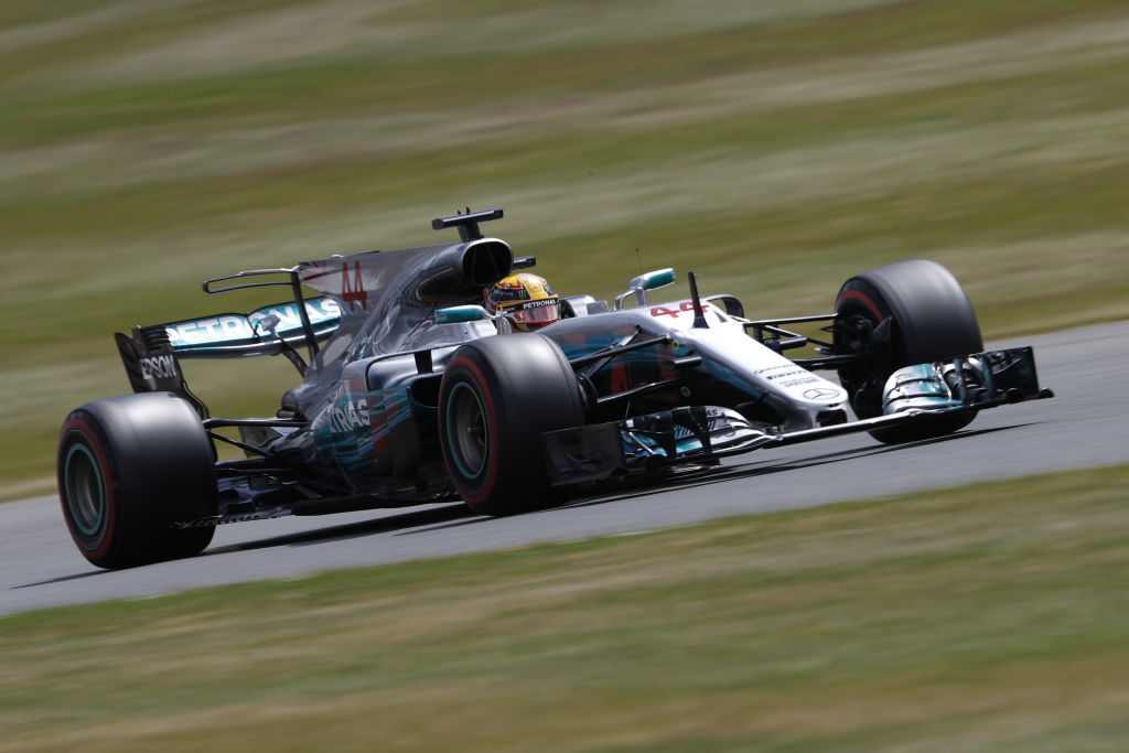 Hamilton carro