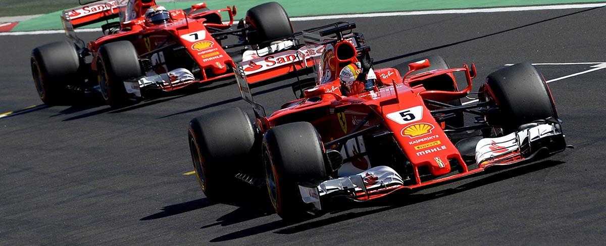 Fórmula 1 Hungria