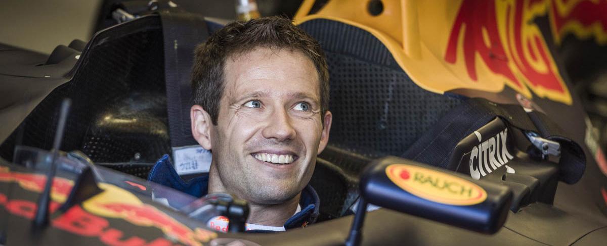 Sébastien Ogier Fórmula 1