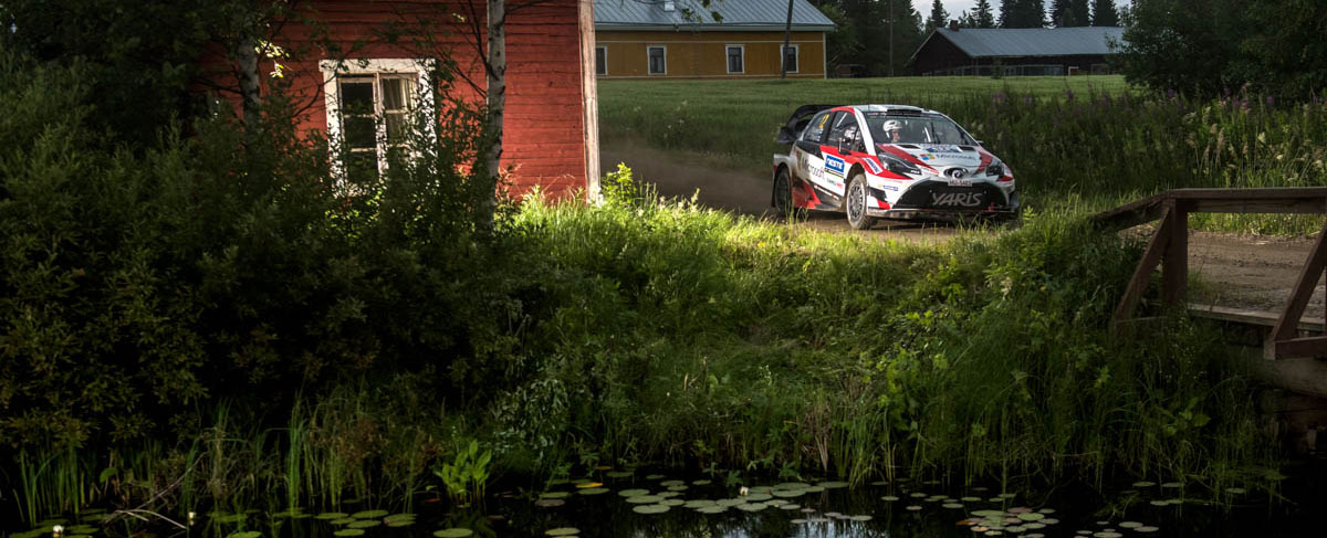 Rally Finlândia