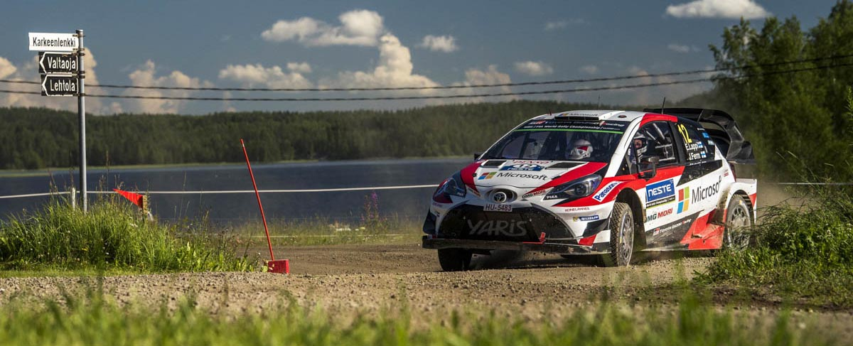 Rally da Finlândia, Esapekka Lappi
