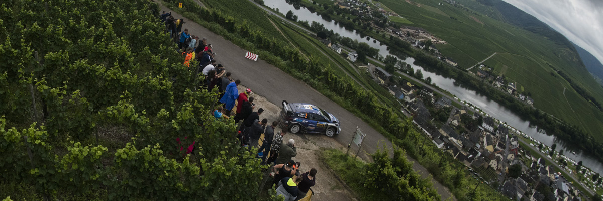 Ott Tänak Rally Alemanha