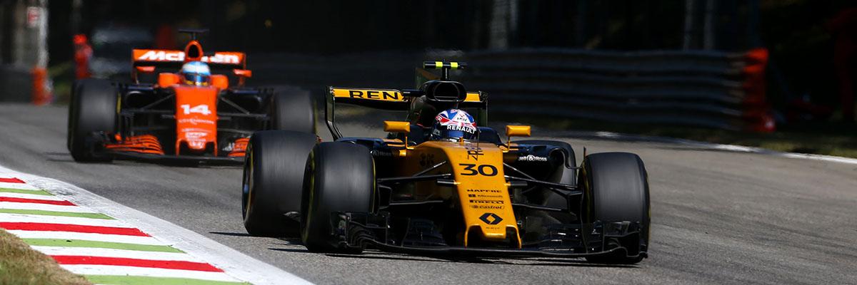 Renault McLaren