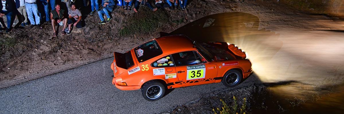 Rally de Portugal Histórico