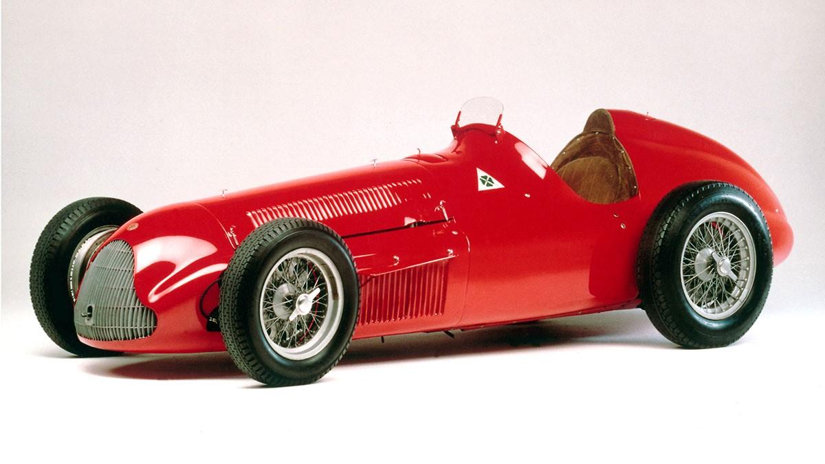 Alfa Romeo regressa à F1