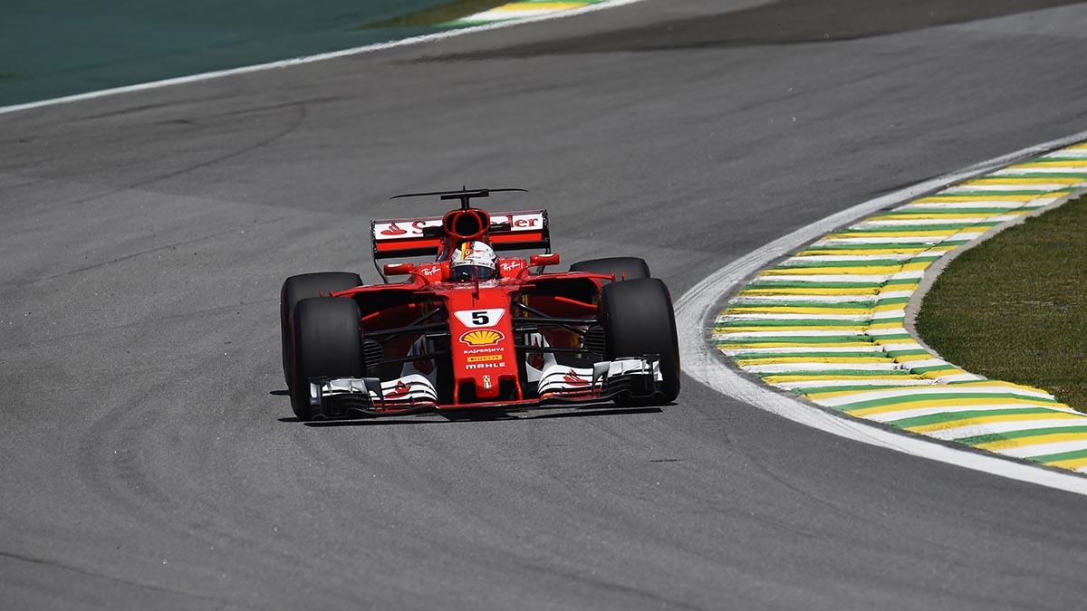 Sebastian Vettel Brasil