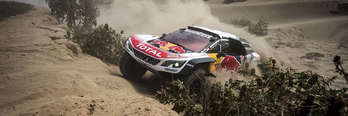 Sébastien Loeb Dakar