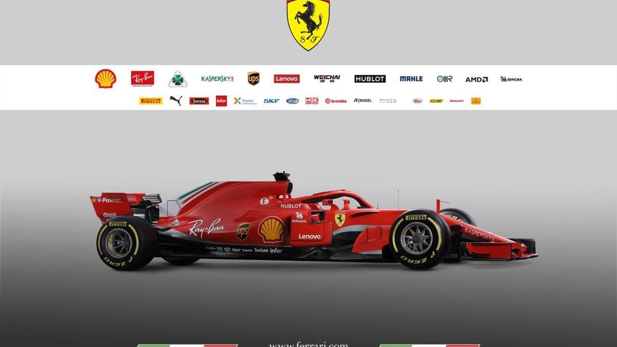 Ferrari F1_2018_1