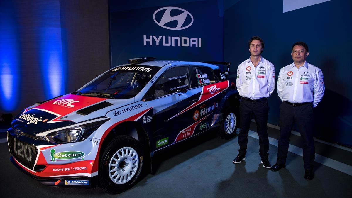 Team Hyundai_Portugal_Armindo_Araujo