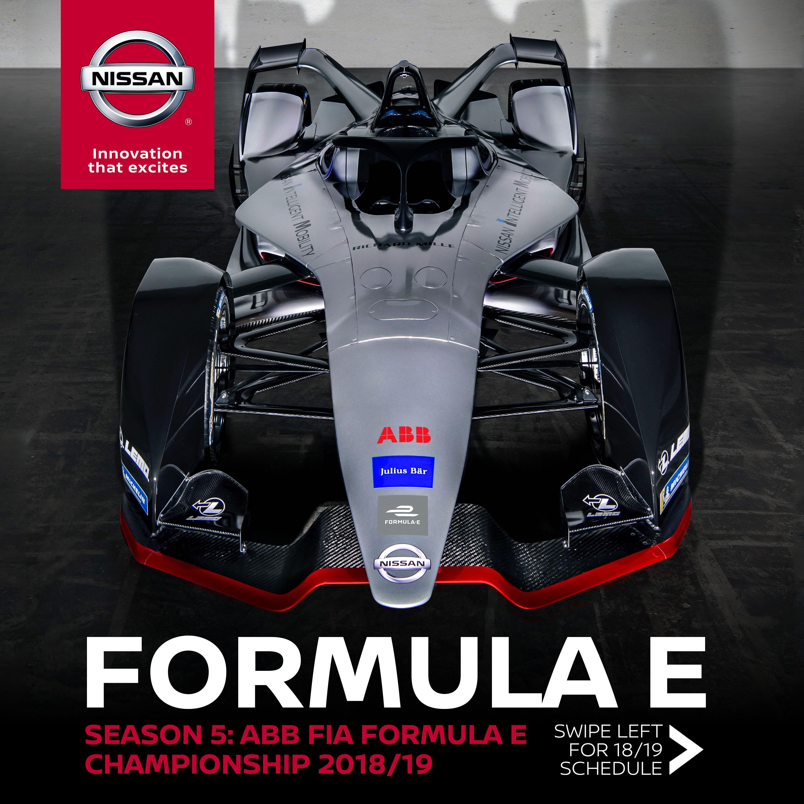 Nissan formula_e