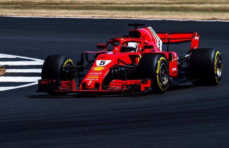 Vettel abertura