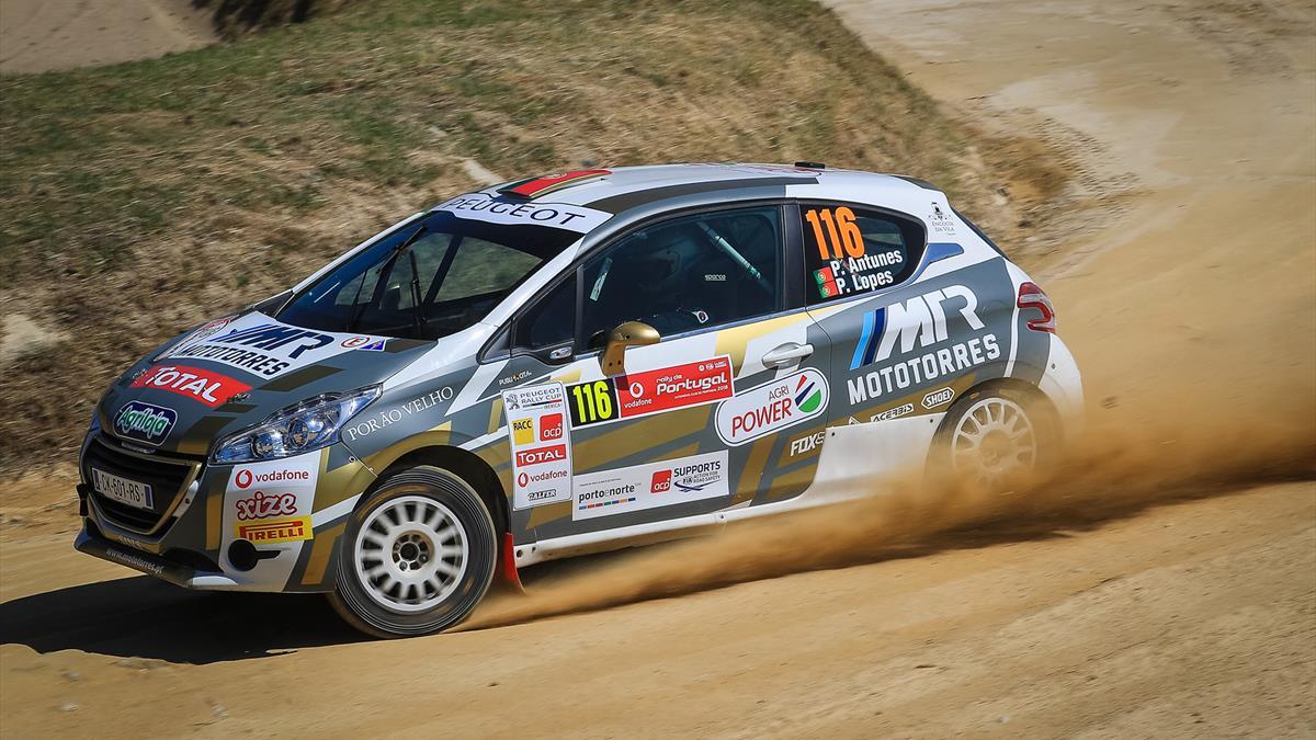 Peugeot Rally_Cup_Iberica_2019_2